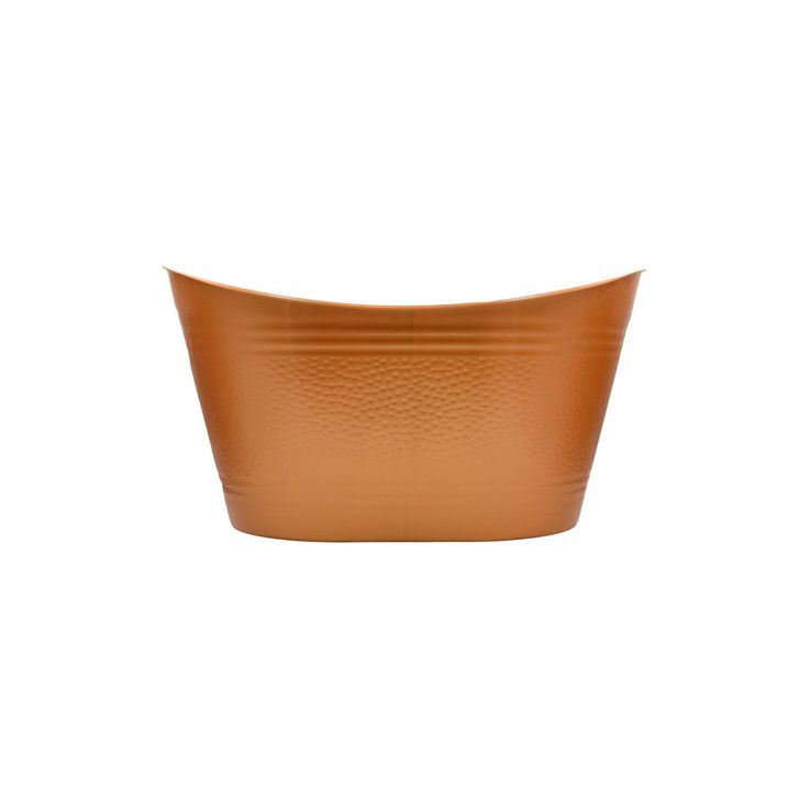 Utility Storage Tubs And Totes - Copper (Brown) - Bella Storage Solution