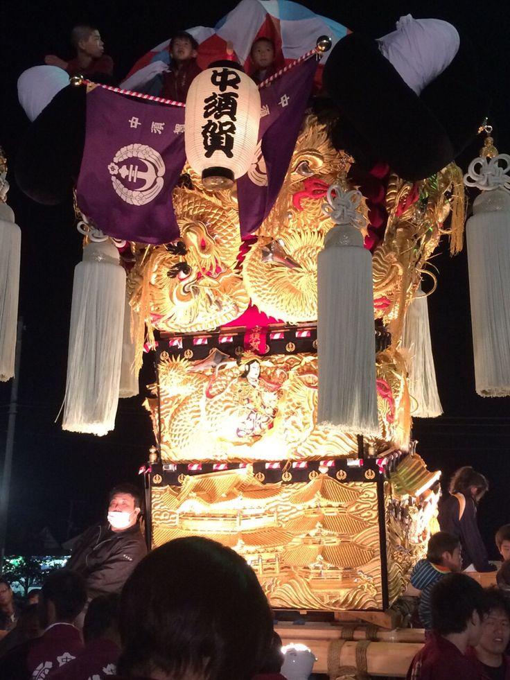 festival新居浜祭り