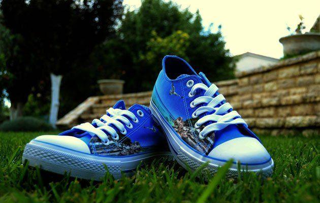 Όλη η Ελλάδα στα πόδια σου! Τα παπούτσια Celdes είναι ο ιδανικός τρόπος να βρίσκεσαι πάντα στο αγαπημένο σου μέρος