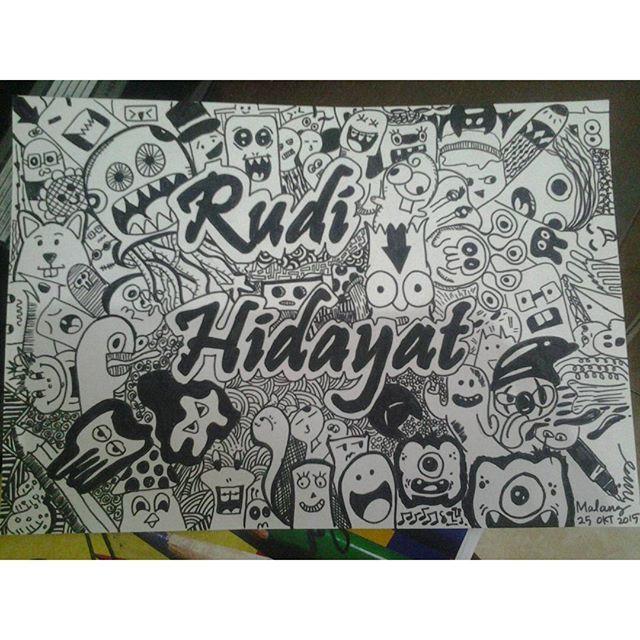 Rudi Hidayat Doodle