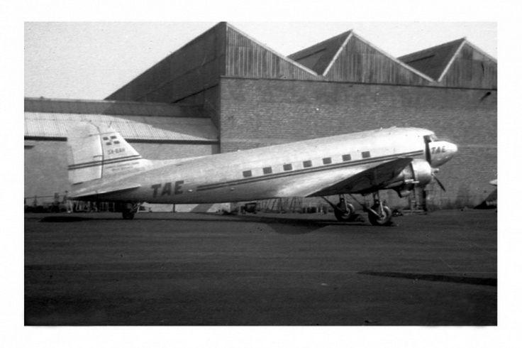 TAE Greek National Airlines Douglas C-47A-15-DK (DC-3) (Epirus) [SX-BAH]