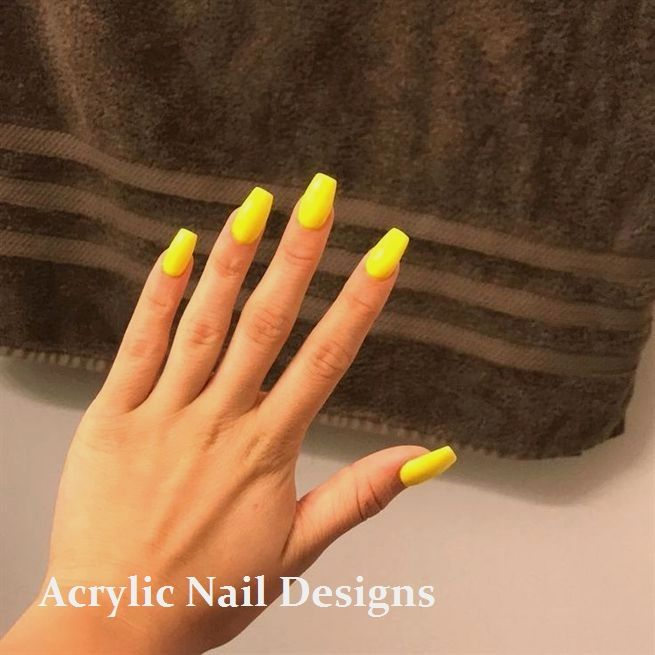20 Great Ideas How To Make Acrylic Nails By Yourself Nail Acrylic Nails Yellow Acrylic Nails Coffin Acrylic Nails Coffin Short
