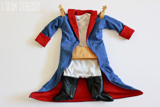 Disfraz del Principito   -   The Little Prince costume