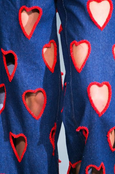 lushclub:  aclockworkpink:  Ashish S/S 2016 London Fashion...