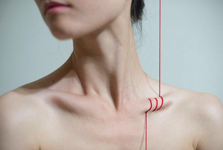 La fotógrafa taiwanesa 3cm explora la manipulación del cuerpo femenino | The Creators Project