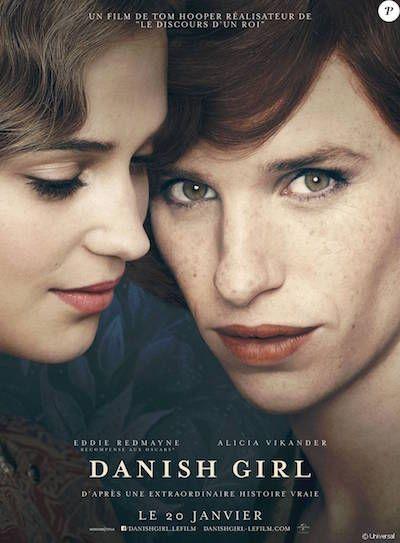 Danish Girl, un beau film de Tom Hooper