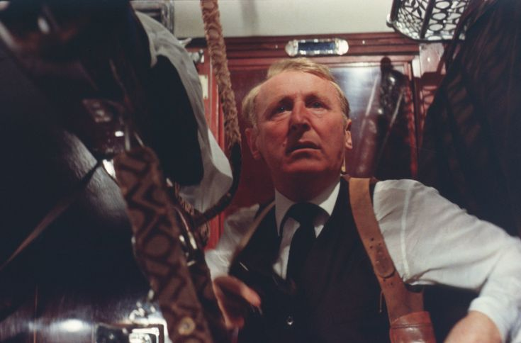 Bourvil in Le cercle rouge directed by Jean-Pierre Melville, 1970
