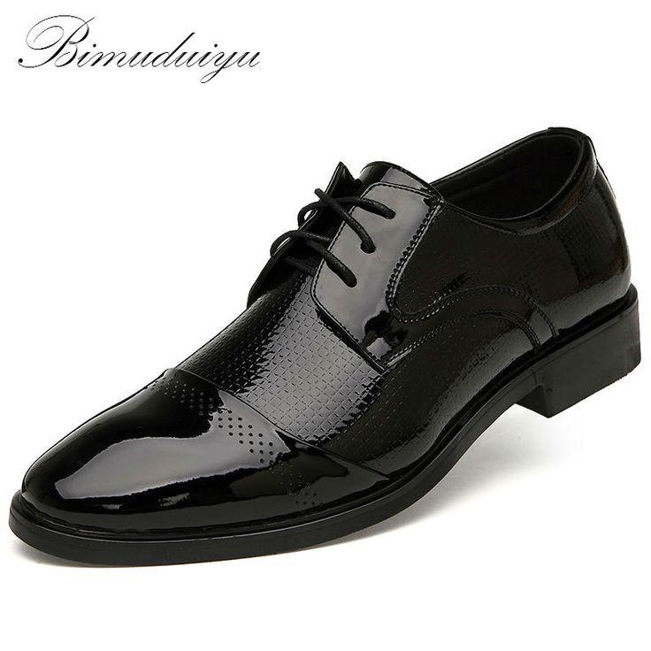 MYI Hommes D'affaires Chaussures Casual Conduite Chaussures Formelles Chaussures Oxfords Lace-up de Mariage Casual Printemps Automne Bureau (Couleur : Or, Taille : 39)
