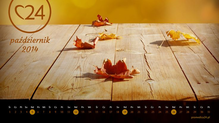 Promedica24 - e-kalendarz - Październik 2014 - 1024x768