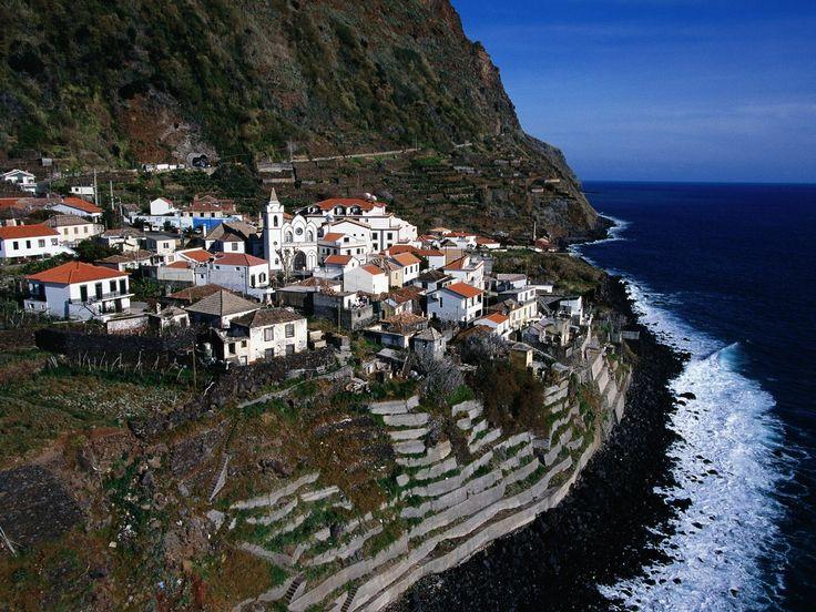 Madeira, Portugal, Jardim do Mar