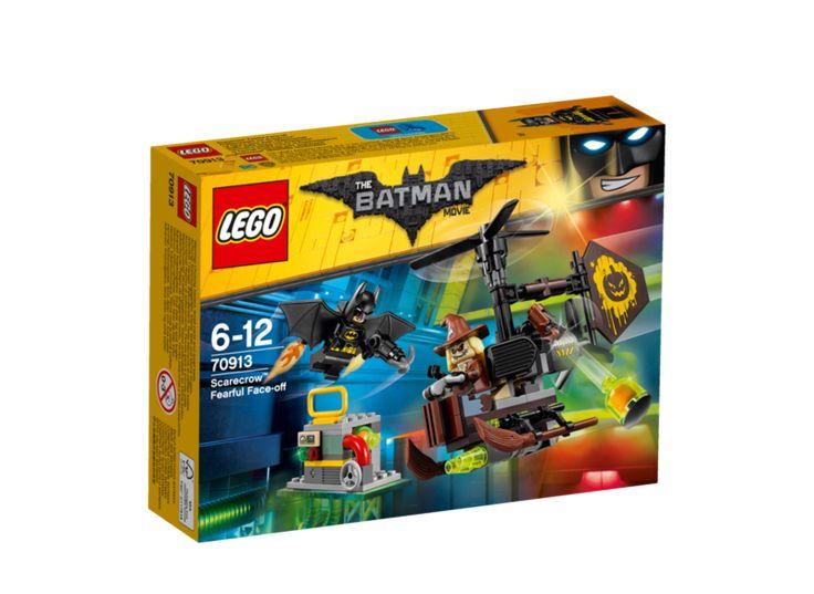 LEGO THE BATMAN MOVIE 70913 Scarecrows fryktgassangrep
