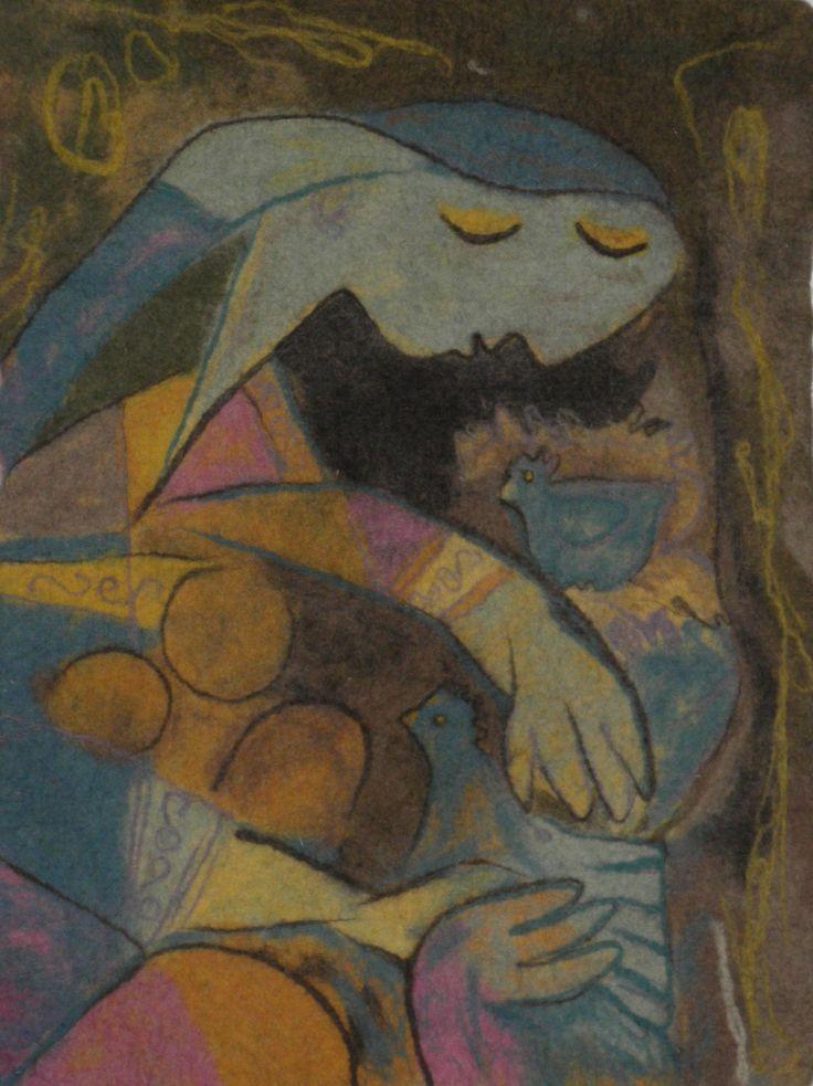 Picassoa huovuttaen