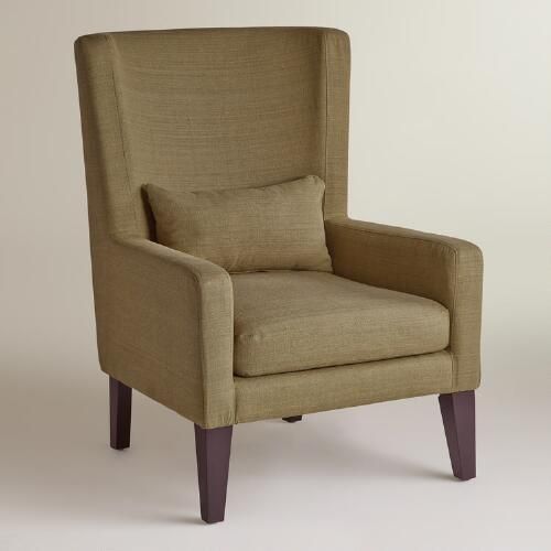 Top 25 Ideas About High Back Chairs On Pinterest   Tufted Chair