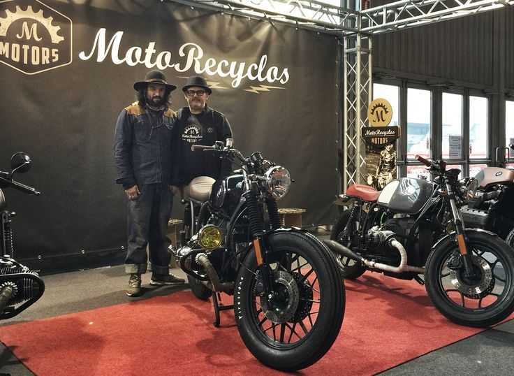 Mr Motorecyclos with El Solitario