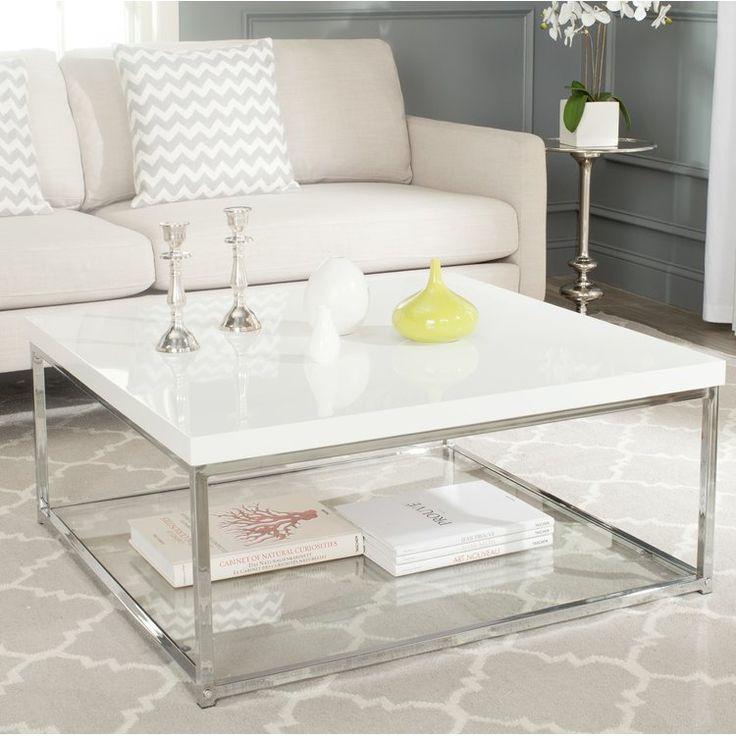 wayfair square coffee table with storage