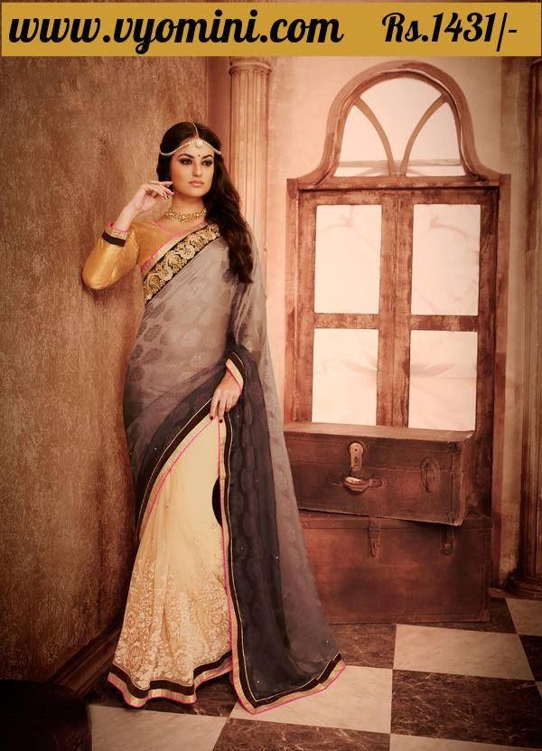 #VYOMINI - #FashionForTheBeautifulIndianGirl #MakeInIndia #OnlineShopping #Discounts #Women #Style #EthnicWear #OOTD  ☎+91-9810188757 / +91-9811438585 #priyanka