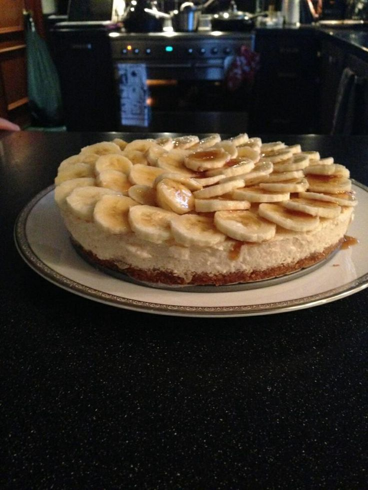 Banoffee pie slimming world