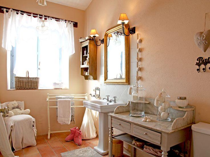 Salle De Bain Romantique Photos. Salle De Bain Romantique Chic With ...