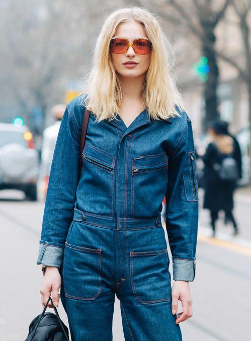 Pourquoi le style off-duty des mannequins nous inspire ? | Vogue