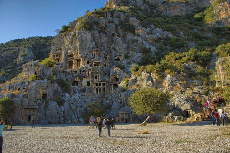 Myra Ancient City - Kas Town - Antalya Province - Turkiye - by Sven Blüge