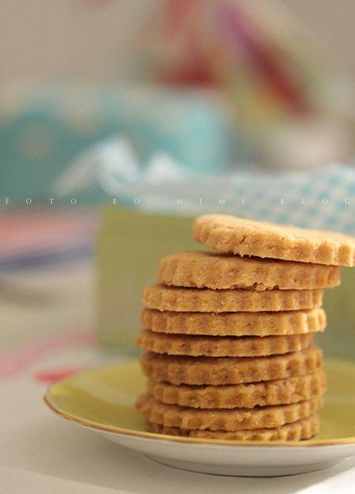 Mimi cookies - ciasteczka maślane