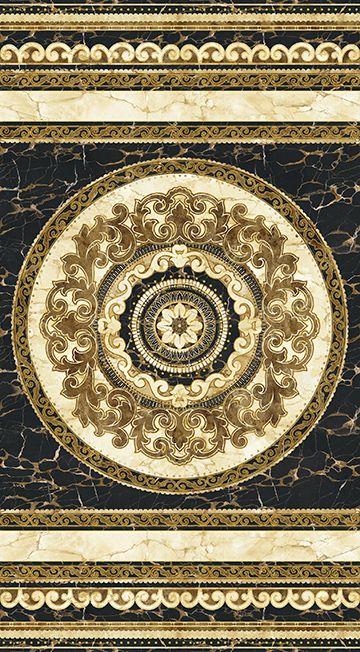 Stonehenge Medici - Ebony By Deborah Edwards Northcott Studio 20493M-99