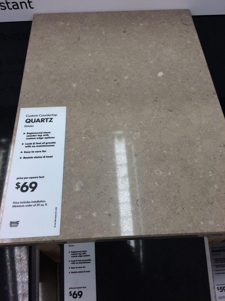Shitake QUARTZ Ikea