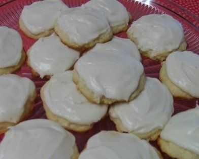 Buttermilk Cookies ... just returned with a big batch i bought in Amish bakery.....heavenly