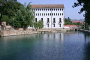Capellades - Museu Molí Paperer - Vista des del riu