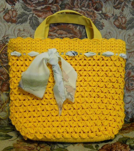 How To Make Crochet Purse : Found on make-handmade.com