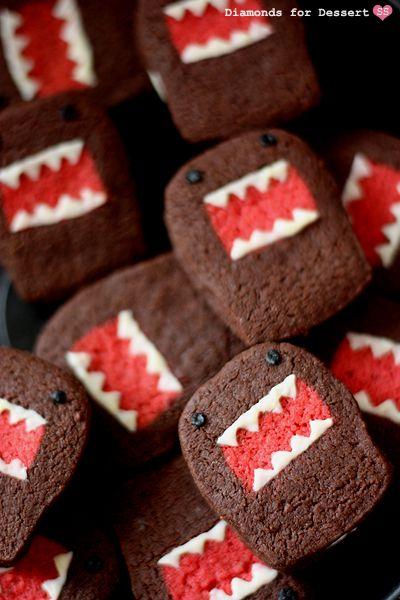 Gotta love the Domo Brownie Bites