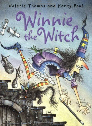 Winnie the Witch by Valerie Thomas, Korky Paul. More like this at www.thebookseekers.com/collections.html