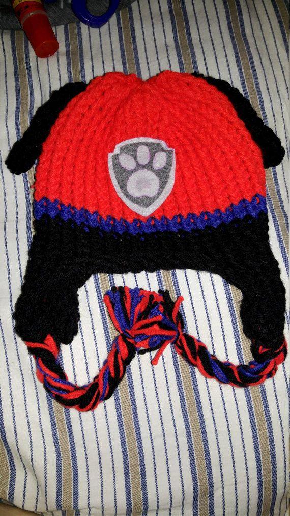 Chapeaux de patrouille patte par BrittanysWearables sur Etsy