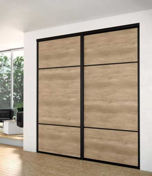 1000 ideas about porte sur mesure on pinterest meuble suspendu door handle and taylormade. Black Bedroom Furniture Sets. Home Design Ideas