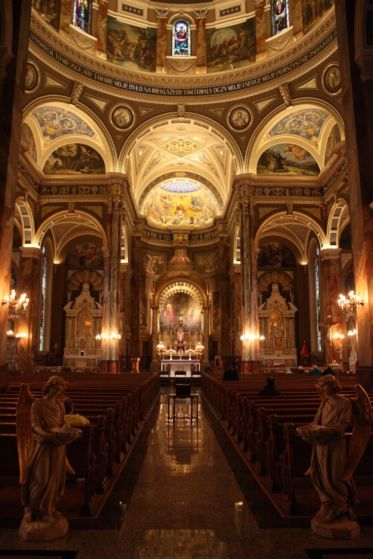 Image Detail for - The Badger Catholic: The Basilica of St. Josaphat, Milwaukee, WI