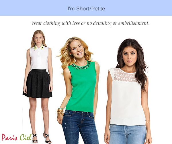 Petite Size Clothes
