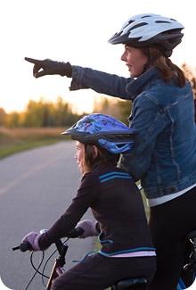 Dicas de como escolher o capacete de ciclista de forma correta e segura.
