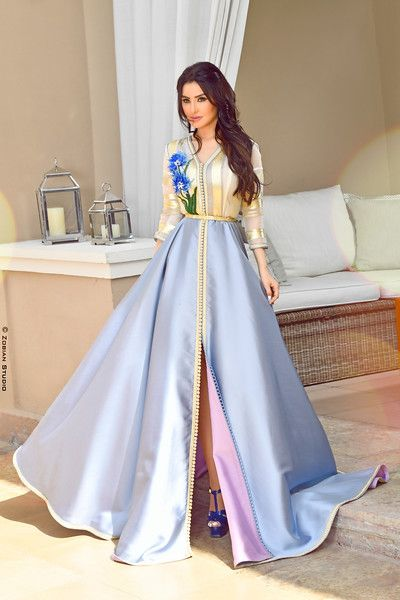 Selma-BENOMAR   khawla   Kaftan, Moroccan caftan et Dresses 0063d66ce6bb