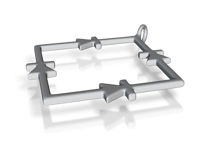 Geek Jewelry: Bridge Rectifier A by vanca