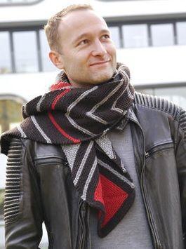Man(n) kann nie genug Schals haben! Anleitung via Makerist.de