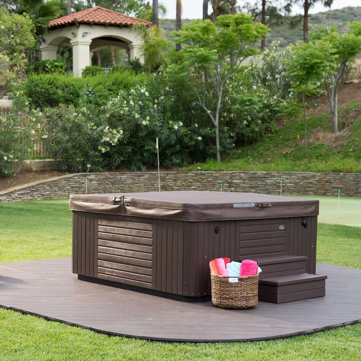 Back in the day Hot Tubs consisted of a wooden barrel with an external fire & chimney system. Nowadays, Hot Tub styles are endless & the financing, flexible. Right now for instance, you can finance your Hot Tub at 0% on select Caldera Spas models.  . . . #pioneerfamilypools #pioneerpools #pool #hottub #hottubs #calderaspas #weknowhottubs #weknowpools #weknowpatio #couple #relaxation #spa #wellness #relax #bliss #backyard #scenic #california #cali #calilove #romantic #love #bestfriends…