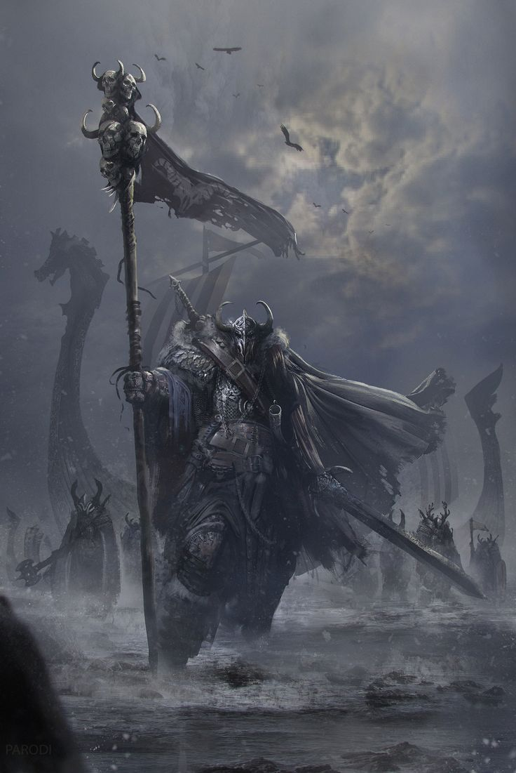 Viking Warriors Fearsome Enemies For Dnd Pathfinder In