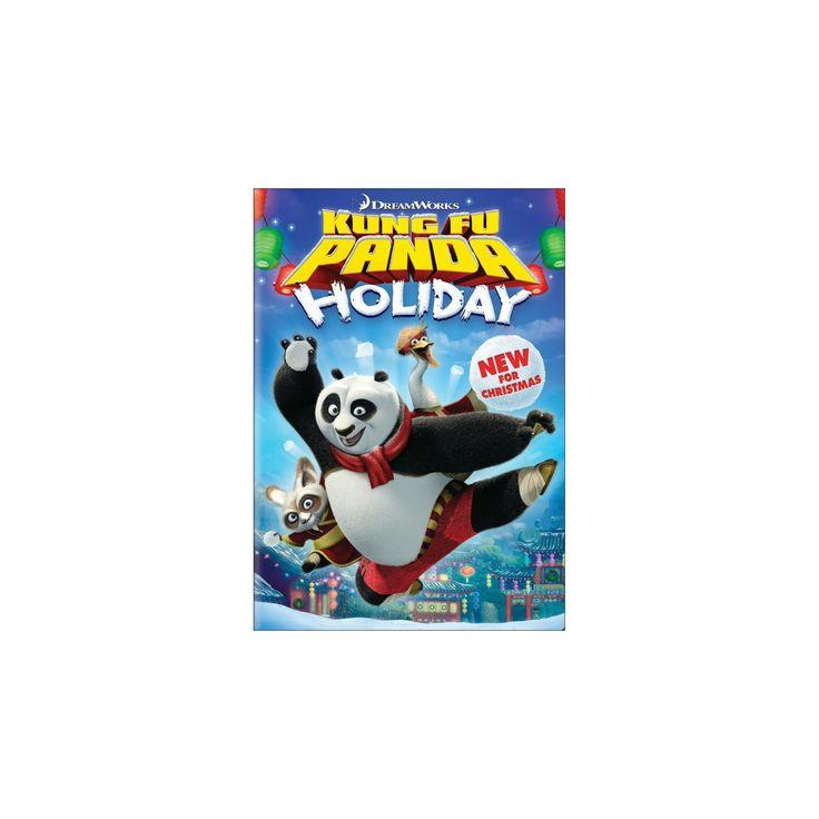 Kung Fu Panda Holiday (dvd_video)