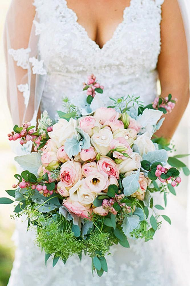 Prior To Calling Flower Designers Ask Good Friends And Relatives If They Have Any Recommendations Wedding Bouquets Pink Soft Pink Wedding Wedding Flower Guide