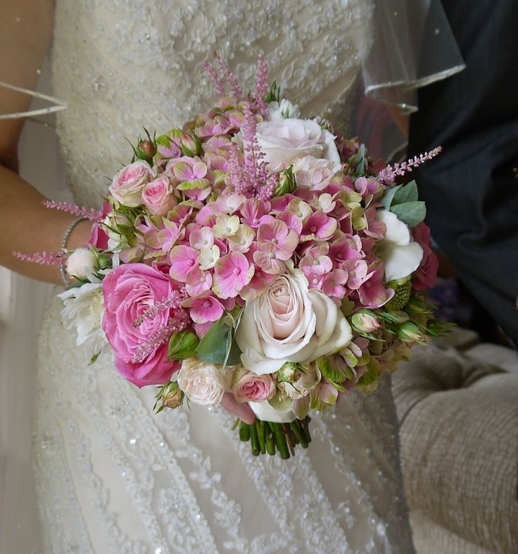 Beautiful Summer flowers bridal bouquet by Paperwhite Flowers www.paperwhiteflowers.co.uk