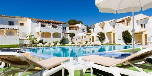 ab 299 € -- Mallorca-Woche in neuem Apartment mit Mietwagen