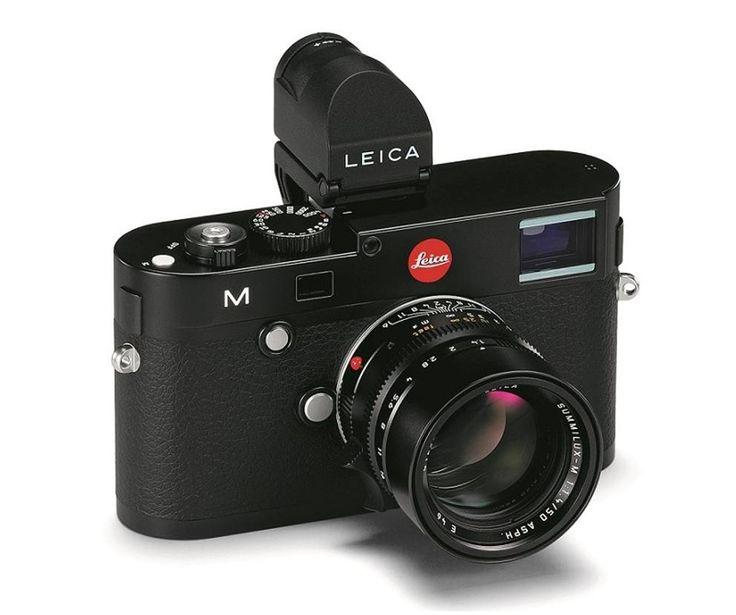 Leica M Typ 240, unisce la tradizione del telemetro alla comodità del Live view.