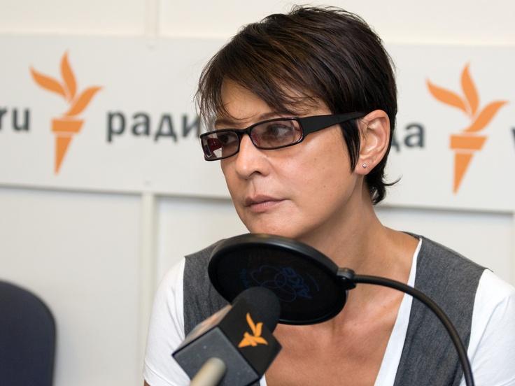 Irina Khakamada, liberal Russian politician  Ирина Хакамада.