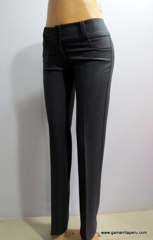 Pantalon de vestir de damas - Imagui  6340e886343a