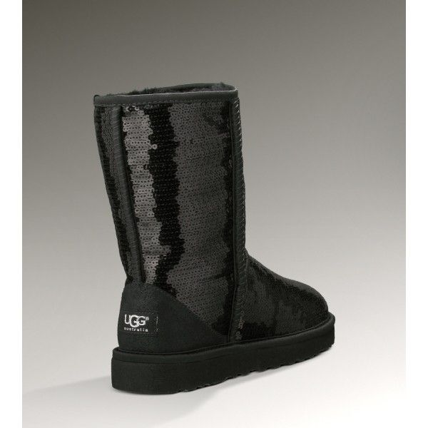 Ugg Boots Cheap Black